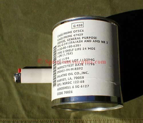 O Ring Lubricant >> Premium Genuine Issue U. S. Military Surplus. Including ...